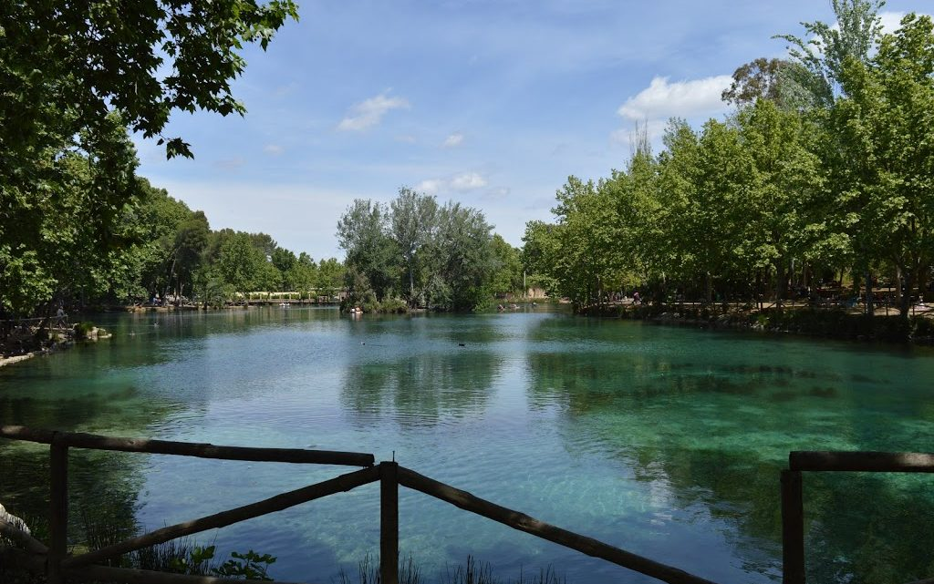 Excursión a los lagos de Anna