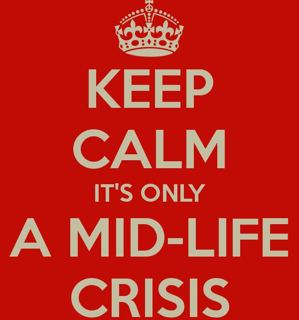"""La crisis de los 40 o tambien llamada """"a mi no me pasará"""""""