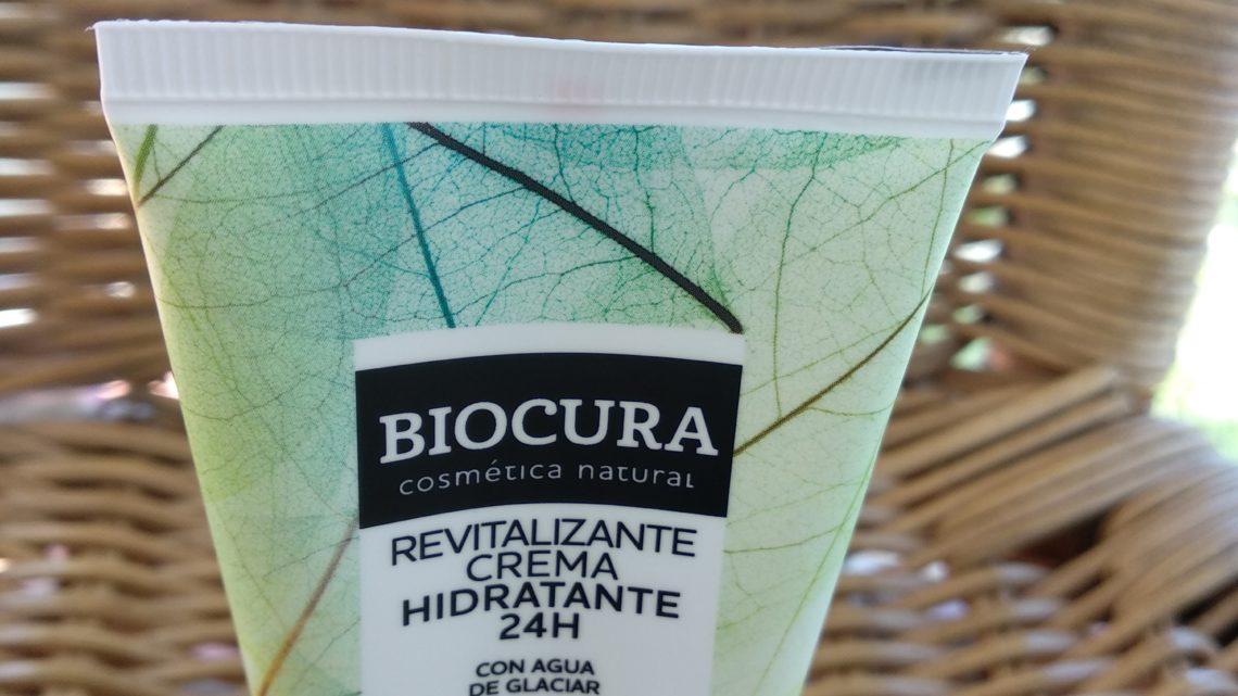 Crema revitalizante de Biocura